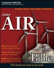 Adobe AIR Bible PDF