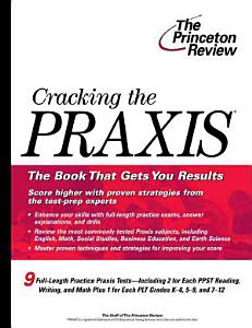 Cracking the Praxis Book