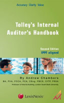 Tolleys Internal Auditors Handbook