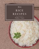 500 Rice Recipes