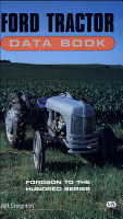 Ford Tractor Data Book PDF