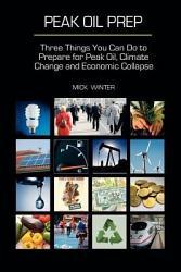 Peak Oil Prep Book PDF