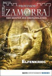 Professor Zamorra - Folge 1112: Elfenkrieg