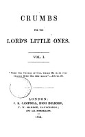 Crumbs for the Lord s little ones PDF