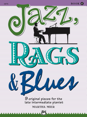 Jazz  Rags   Blues  Book 4
