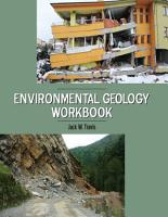 Environmental Geology Workbook PDF