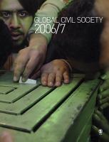 Global Civil Society 2006 7 PDF