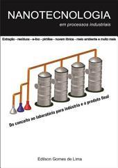 Livro Nanotecnologia Em Processos Industriais