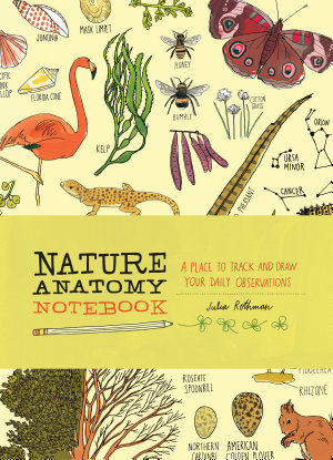 Nature Anatomy Notebook PDF