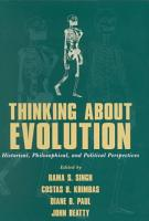 Thinking about Evolution PDF