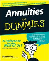 Annuities For Dummies PDF