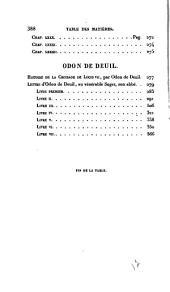 Collection des mémoires relatifs à l'histoire de France depuis la fondation de la monarchie française jusqu'au 13e siècle: Avec une introduction, des supplémens, des notices et des notes, Volume24