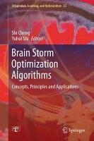 Brain Storm Optimization Algorithms PDF