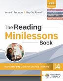 The Reading Minilessons Book  Grade 4