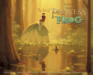 The Art of the Princess and the Frog