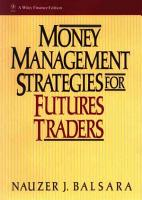 Money Management Strategies for Futures Traders PDF