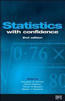 Statistics with Confidence PDF