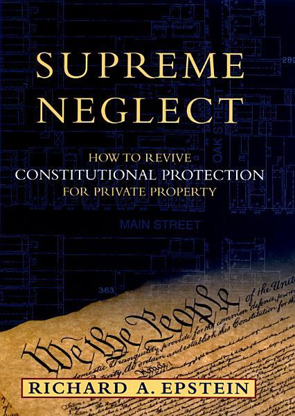 Download Supreme Neglect Book