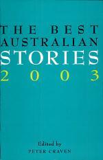 The Best Australian Stories 2003