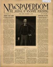 Newspaperdom: Volume 8, Issue 16