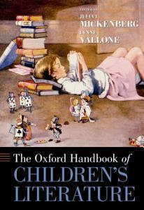 The Oxford Handbook of Children s Literature PDF