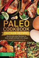 Paleo Cookbook Book