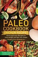 Paleo Cookbook Book