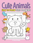 Cute Animals How to Draw Grid Drawing PDF