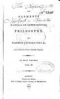 The Elements of Natural Or Experimental Philosophy PDF