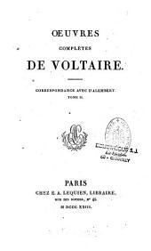 Oeuvres complètes de Voltaire: Volume55