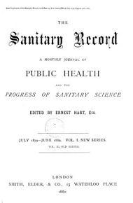 THE SANITARY RECORD  PDF