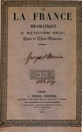George et Maurice: comedie-vaudeville en 2 actes