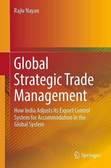 Global Strategic Trade Management PDF
