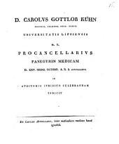 De Caelio Aureliano: inter methodicos medicos haud ignobili