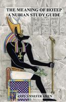 The Meaning of Hotep PDF