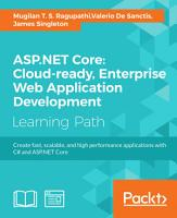 ASP NET Core  Cloud ready  Enterprise Web Application Development PDF