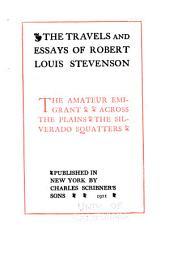 The Novels and Tales of Robert Louis Stevenson: Volume 15