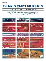 Belwin Master Duets Trombone, Advanced