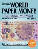 2015 Standard Catalog of World Paper Money   Modern Issues PDF