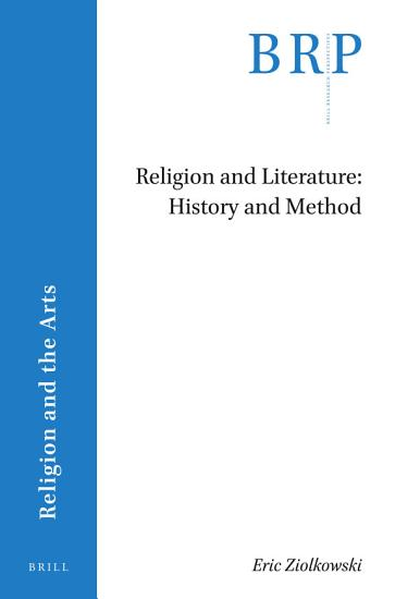 Religion and Literature  History and Method PDF