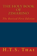 The Holy Book of Zimarino (the Revised First Edition)