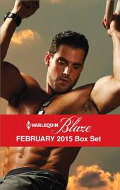 Harlequin Blaze February 2015 Box Set: A SEAL's Secret\The Perfect Indulgence\Rock Solid\Let Them Talk