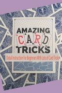 Amazing Card Tricks PDF