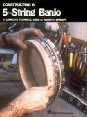 Constructing a 5 string Banjo