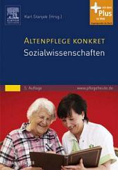 Altenpflege konkret Sozialwissenschaften: Ausgabe 5