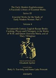 Seventeenth Century English Recipe Books