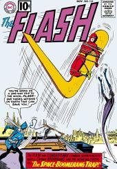 The Flash (1959-) #124