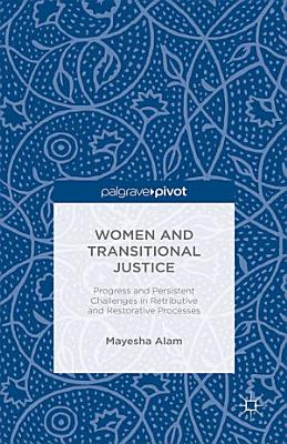 Women and Transitional Justice PDF