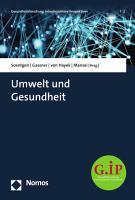 Umwelt und Gesundheit PDF