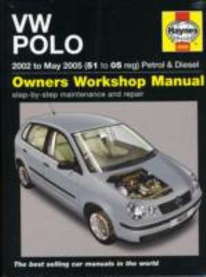 VW Polo Petrol   Diesel Service   Repair Manual